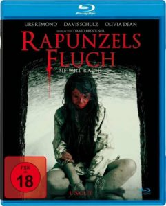 rapunzels fluch bluray